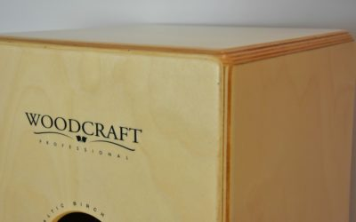 Test BeatIt: Cajon Meinl Woodcraft Makah-Burl