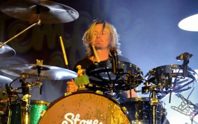 Eric Kretz (Stone Temple Pilots) o najbardziej inspirujących perkusistach