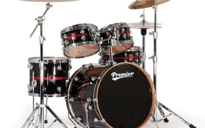 Test BeatIt: zestaw perkusyjny Premier Genista GM20-25