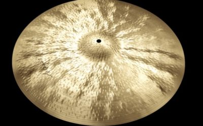 Test BeatIt: ride Sabian Artisan Light 20""