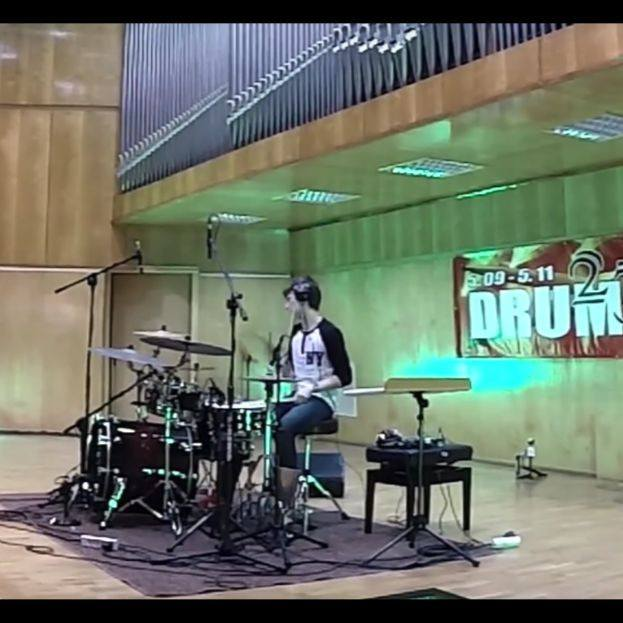 Young Drum Hero 2014, cz. 1