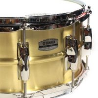 Mosiężne werble Yamaha Recording Custom