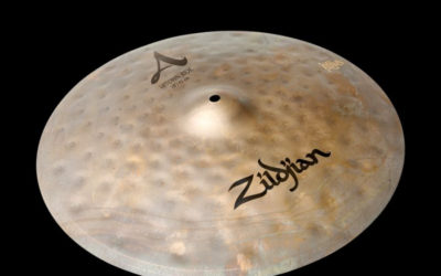 Test BeatIt: Zildjian A Uptown Ride 18""