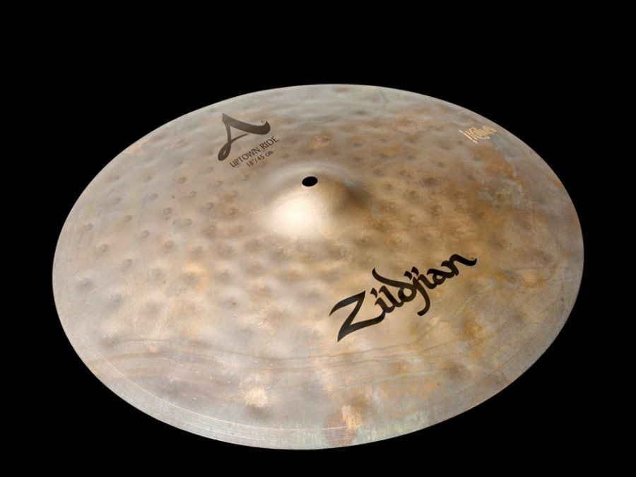 Test BeatIt: Zildjian A Uptown Ride 18″