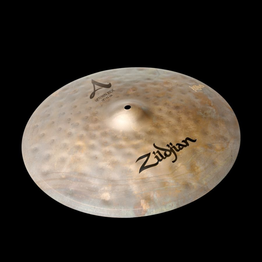 "Zildjian A Uptown Ride 18"" beatit.tv"