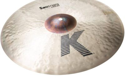 "Test BeatIt: crashe Zildjian K Sweet 18"", 19"" i 20"""