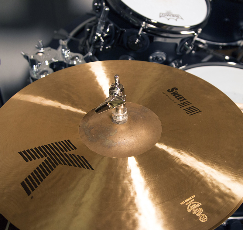 "hi hat Zildjian K Sweet 15"" i 16"" beatit.tv"
