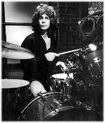 Andy Newmark (źródło: Drummerworld)