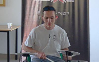 Warsztaty perkusyjne BeatIt podczas Majówki z Ekonomią Społeczną