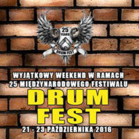 Drum Fest 2016- galeria zdjęć
