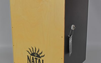 Test BeatIt: Cajon Natal CJAN-XL-SWBN X-Large Natural Front