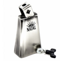Test BeatIt: Cowbell Natal NSTC6 Spirit Black Nickel