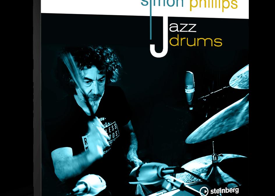 Steinberg i Simon Phillips: nowa biblioteka jazzowych brzmień perkusyjnych