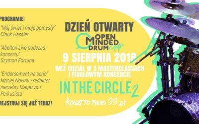 Dzień Otwarty - Open Minded Drum Camp