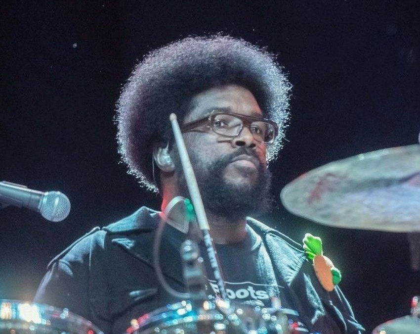 Questlove (The Roots) na temat kreatywności