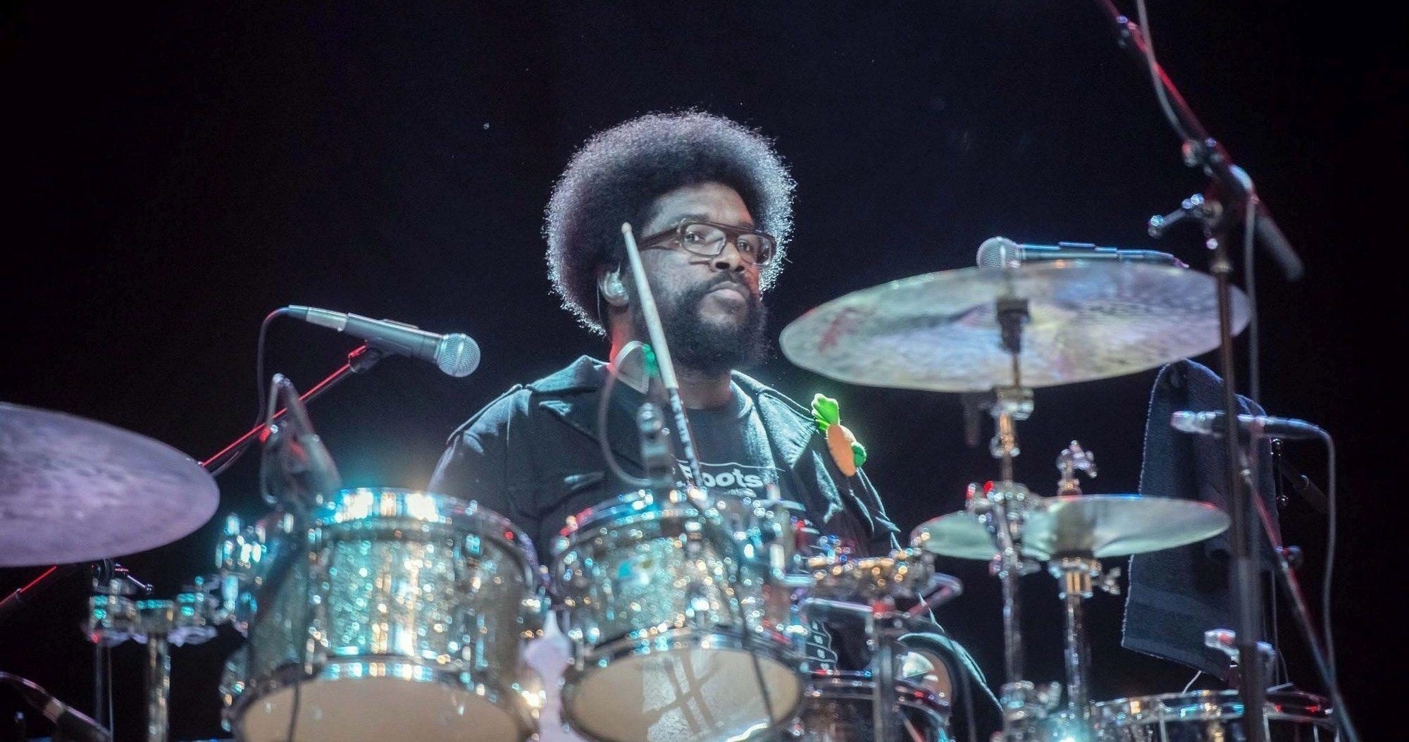 Perkusista The Roots