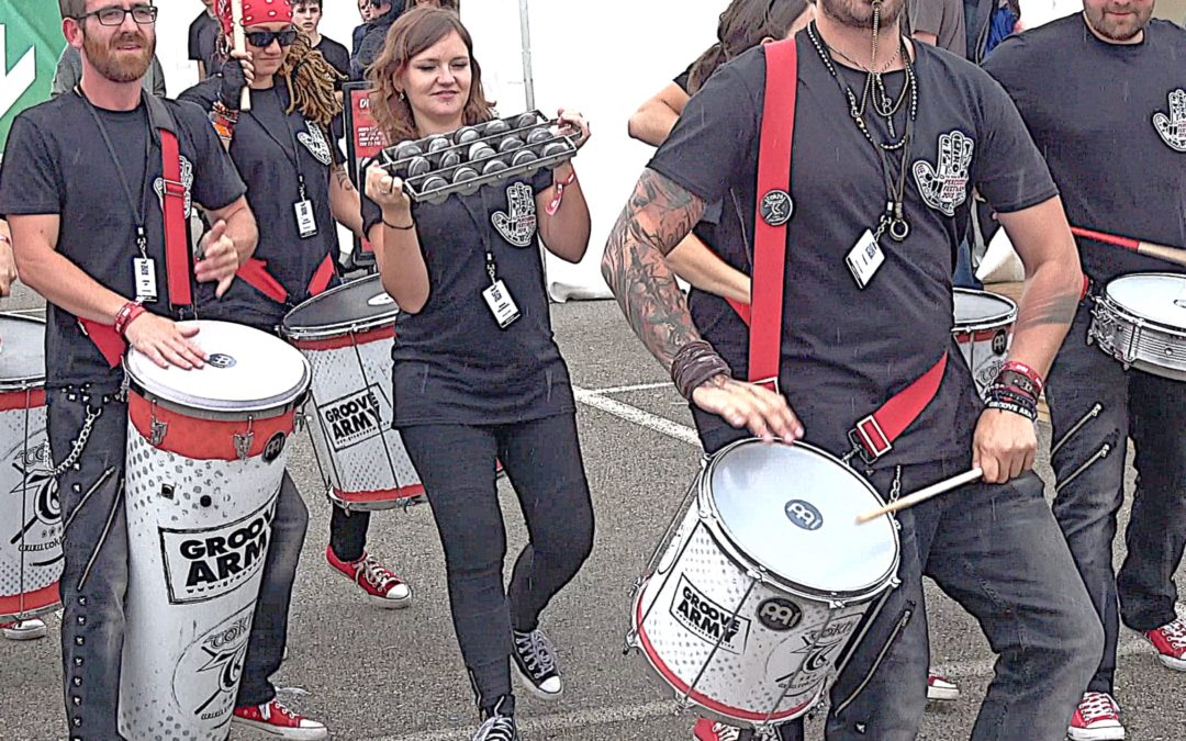 Relacja BeatIt: Meinl Percussion Festival 2018