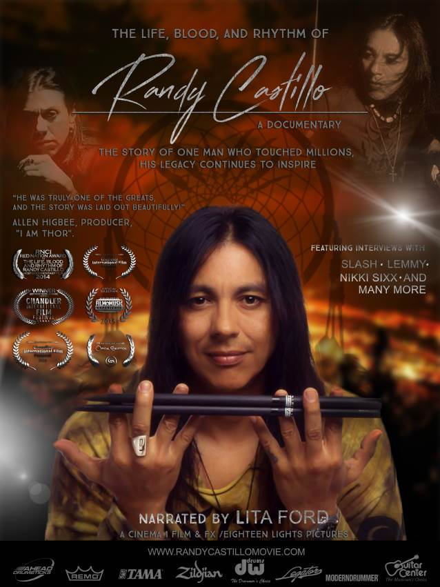 Randy Castillo film