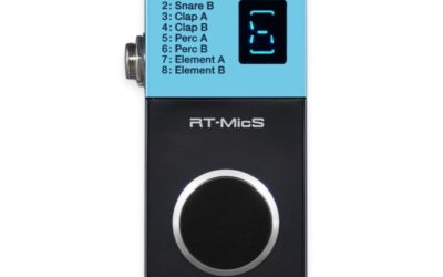 Test BeatIt: Moduł perkusyjny Roland RT-MicS