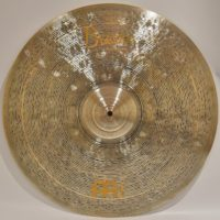 BeatIt Test: Meinl Byzance Jazz Monophonic Ride 22″