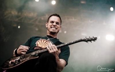 Mark Tremonti z zespołem w Polsce