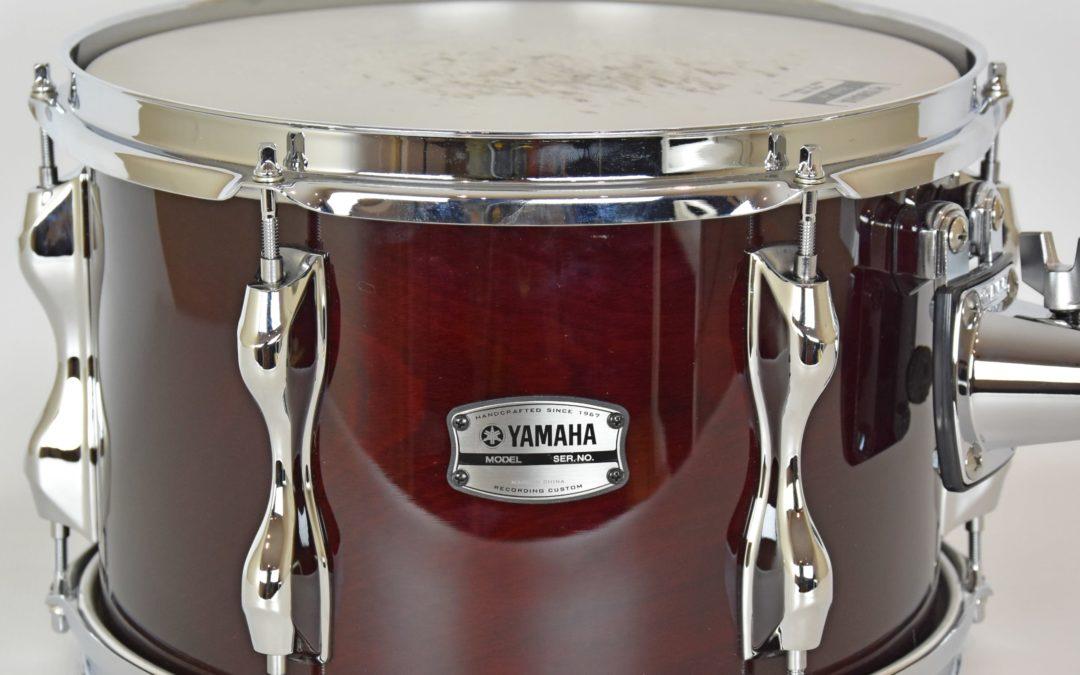 Test BeatIt: zestaw perkusyjny Yamaha Recording Custom