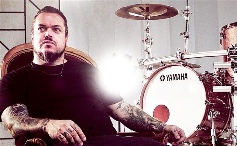 Iggor Cavalera endorserem marki Yamaha