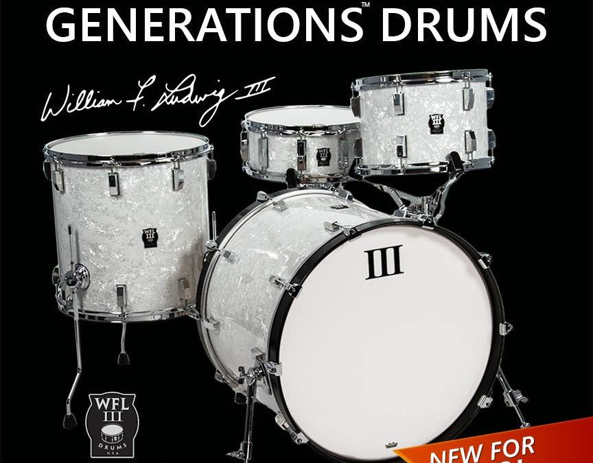 WFL III zapowiada zestaw perkusyjny