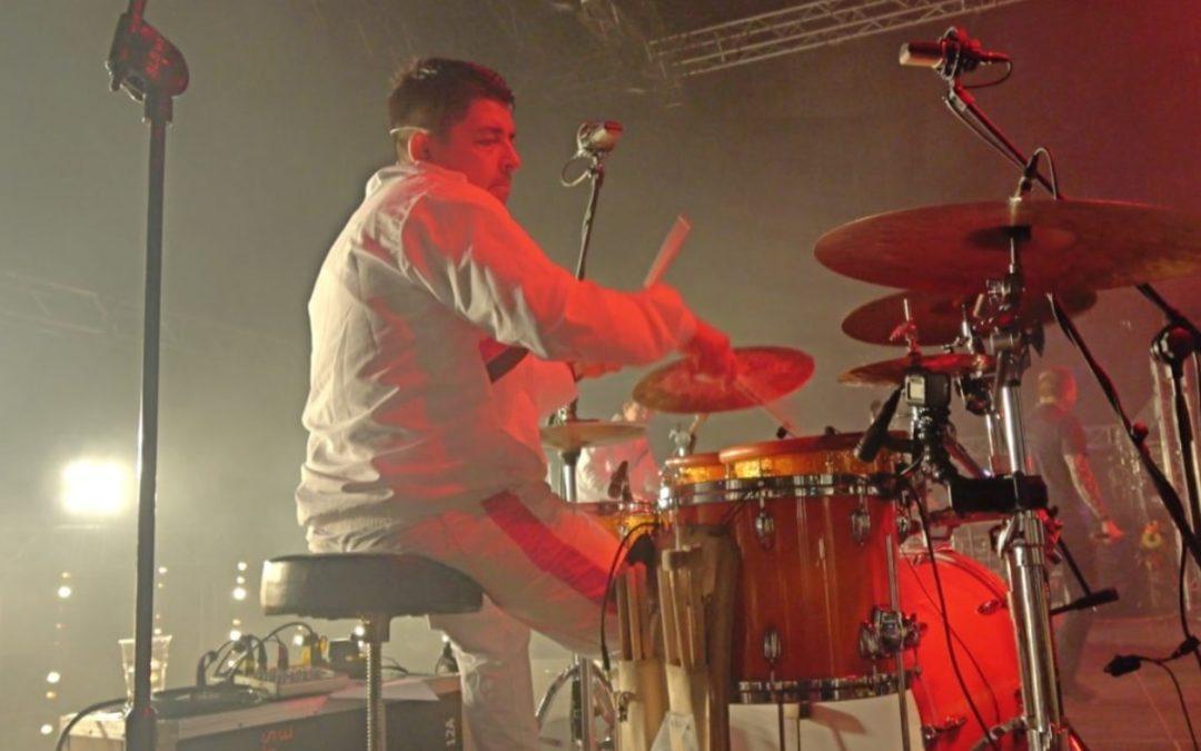 """José Manuel Albán Juárez (Manolo) & Ten Typ Mes – """"Jeden mail"""" na żywo dla BeatIt"""