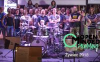 Open minded drum camp 2018 – relacja Beatit
