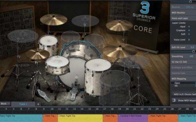 Test BeatIt: Superior Drummer 3