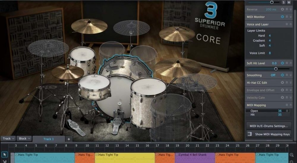 Superior Drummer 3 beatit.tv