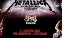 Lars Ulrich i Metallica kolejny raz w Polsce