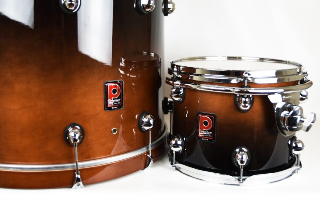 Test BeatIt: zestaw perkusyjny Premier Genista GM24-10