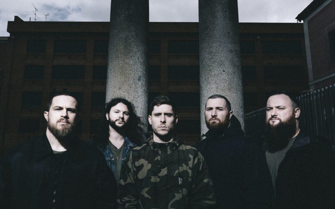 Były perkusista grupy Animals As Leaders nagrywa nową płytę z Whitechapel