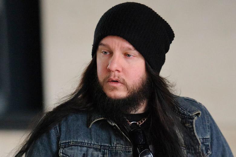 Joey Jordison pracuje nad swoją autobiografią