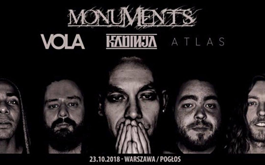 MONUMENTS w Polsce!