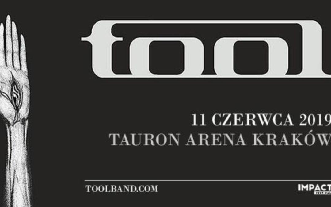 Zespół TOOL wystąpi w Polsce na Impact Festival 2019