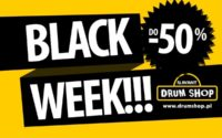 Black Week w poznańskim Avant Drum Shopie!
