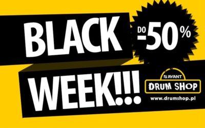 Black Week w poznańskim Avant Drum Shopie!