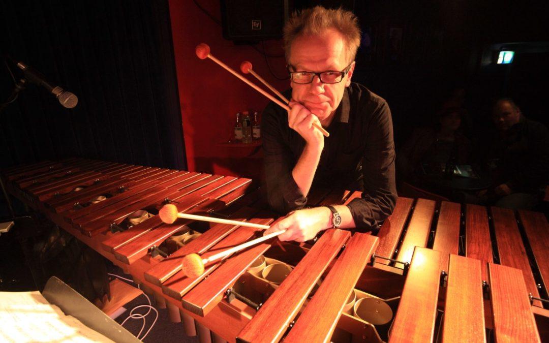 Światowej sławy wibrafonista i kompozytor Anders Åstrand w Centrum św. Jana