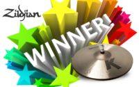 Ogłoszenie wyników konkursu Wygraj Hi Hat Zildjian K Sweet 15″