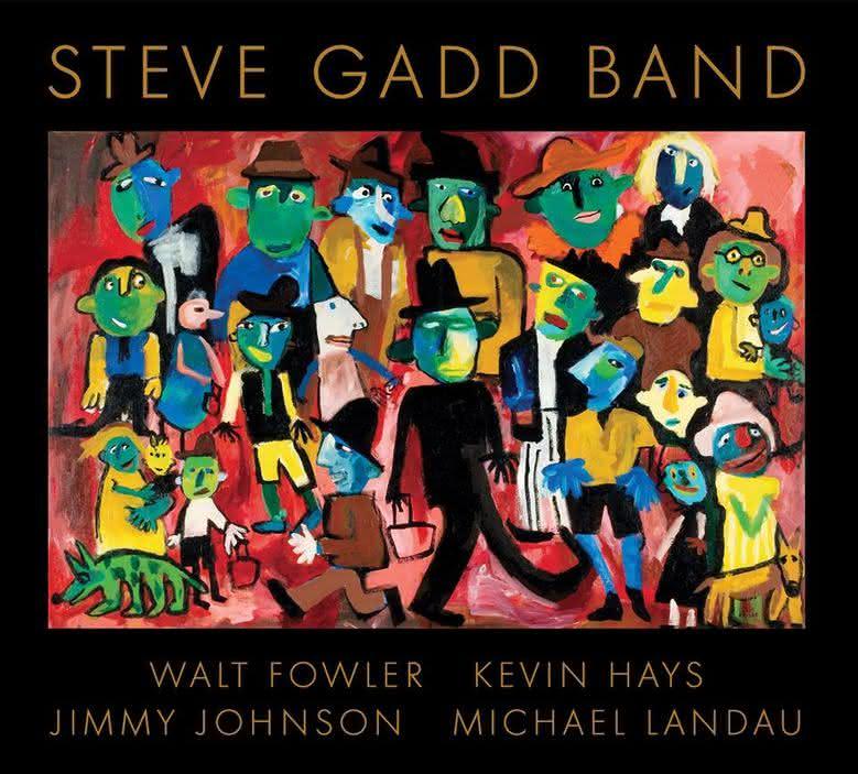 Steve Gadd Grammy