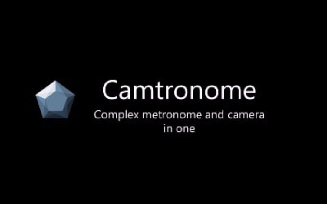 Aplikacja Camtronome 2.0 już dostępna