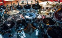 Mike Portnoy i jego zestaw w Sons Of Apollo