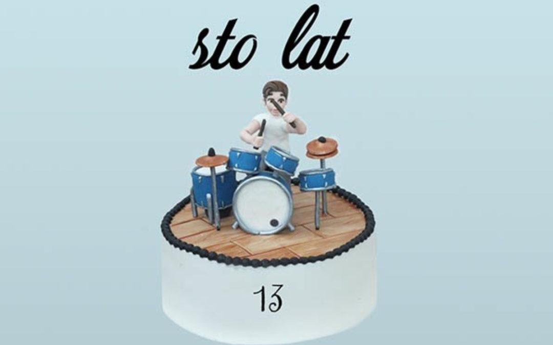 DrumStore obchodzi swoje 13 urodziny!
