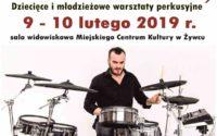 Ferie Z Perkusją - dziecięce i młodzieżowe warsztaty perkusyjne w Żywcu