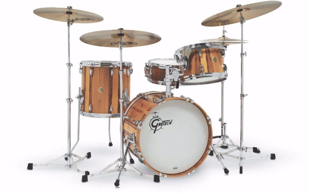 Nowe zestawy perkusyjne od Gretscha na rok 2019!