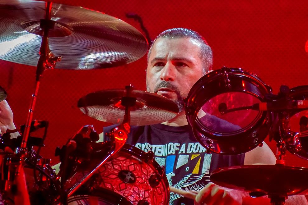 John Dolmayan(System of a Down) o nowej płycie These Grey Men