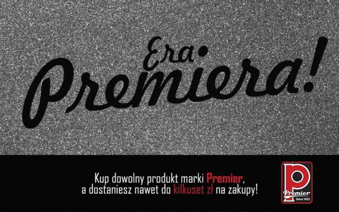 """Era Premiera"" w Avant Drum Shopie!"